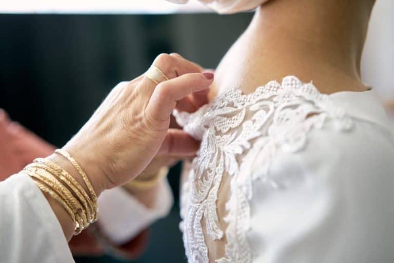 mariage preparatif robe