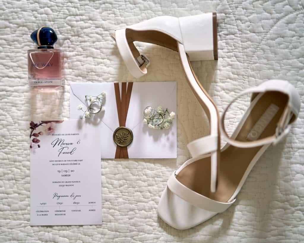 details mariage