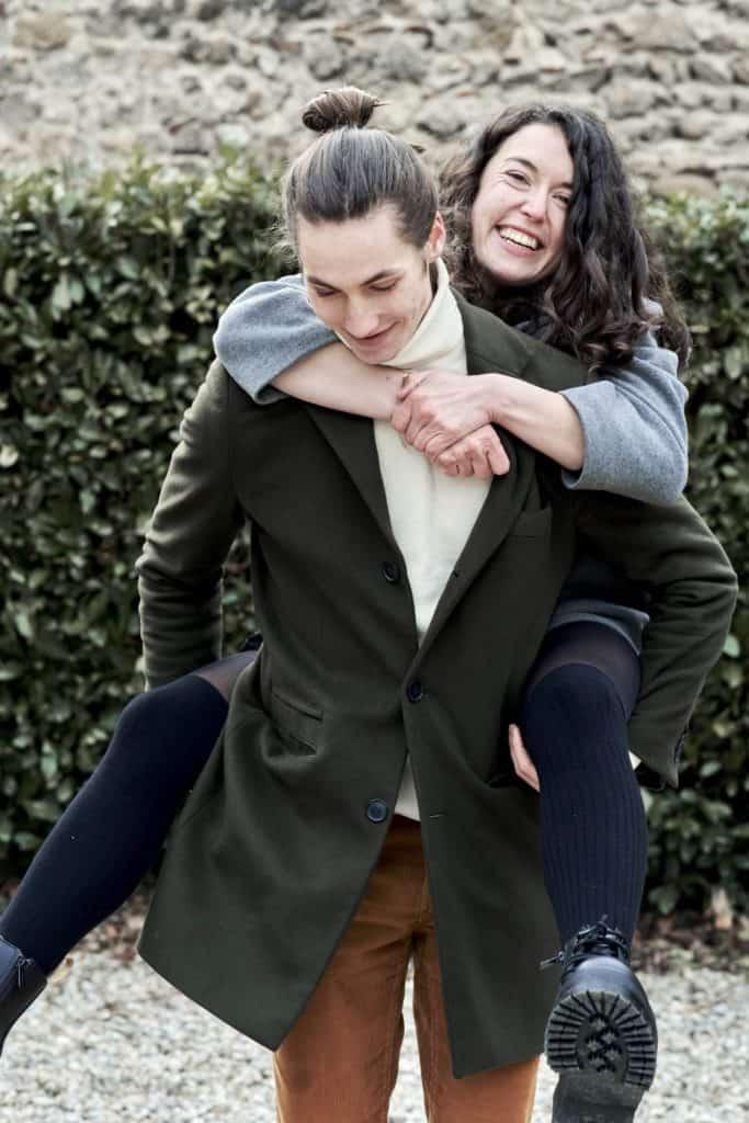 porté couple