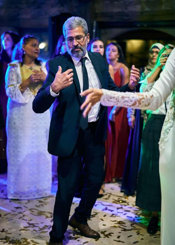 soirée mariage au grand nanteux