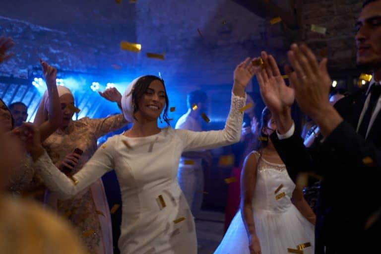 soirée mariage danse lyon