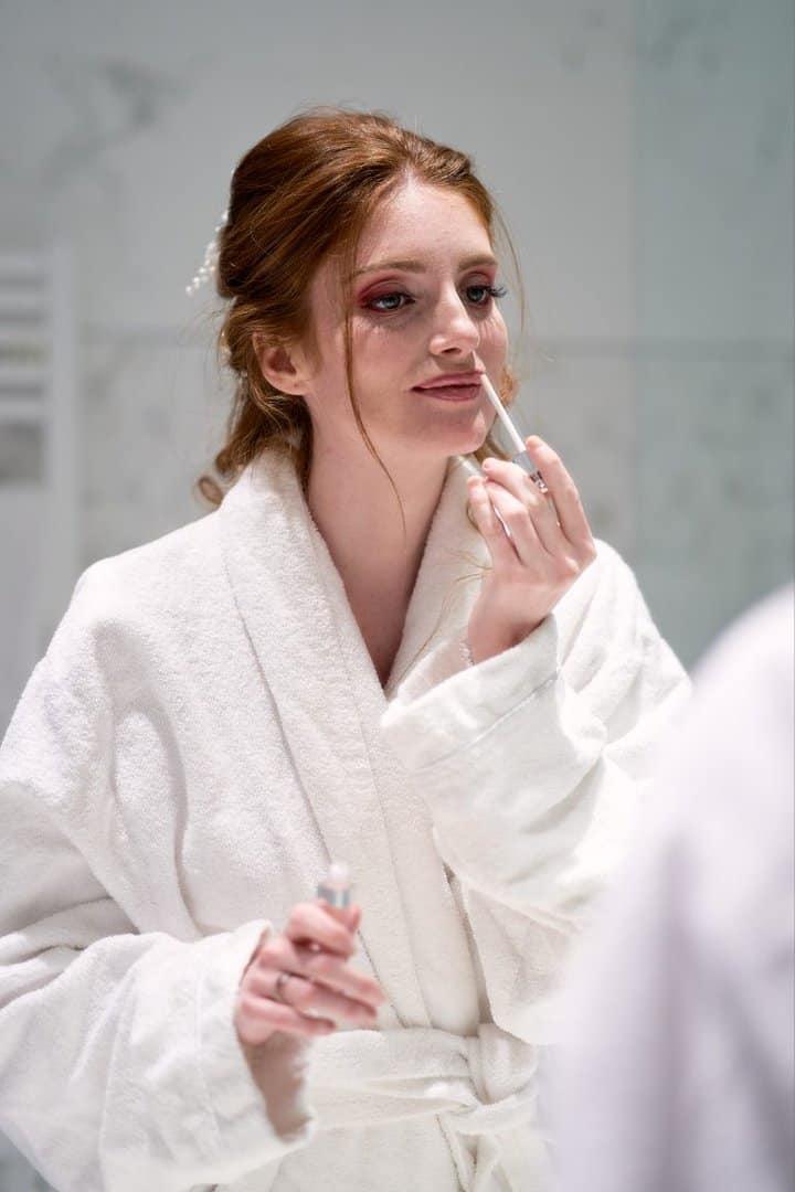 maquillage mariée mariage lyon