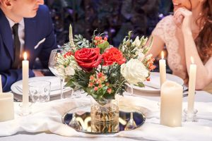 table mariés idée décoration lyon