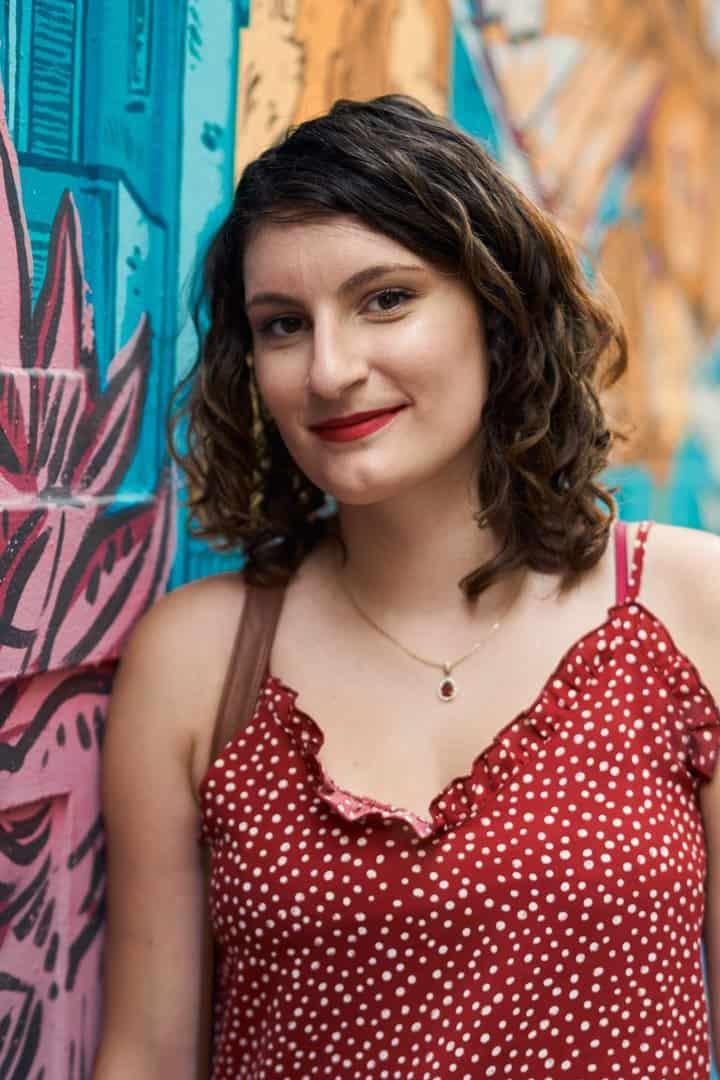 portrait femme lyon croix rousse