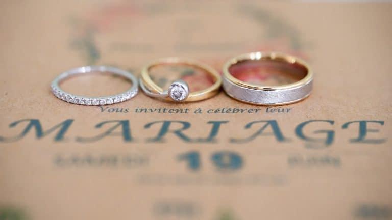 allainces et faire part mariage château