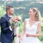 J&A: un mariage dans les vignes
