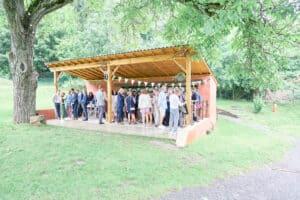 lieu de réception abrité rhône chateau mariage