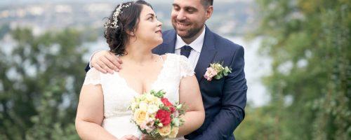C&M: un mariage festif à l'hôtel des Trésoms à Annecy !