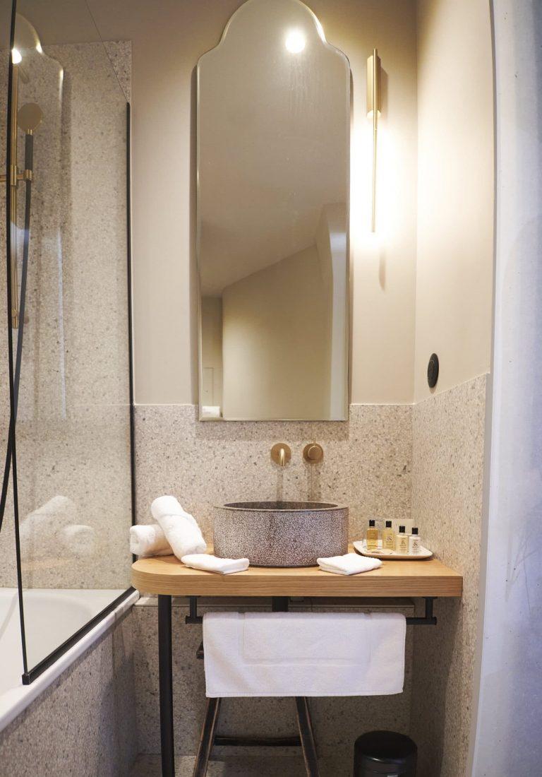 photo salle de bains hotel photographe lyon