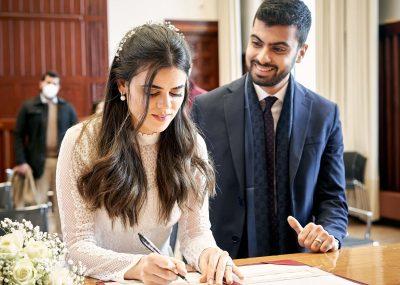signature mairie mariés