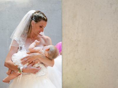 mariage allaitement
