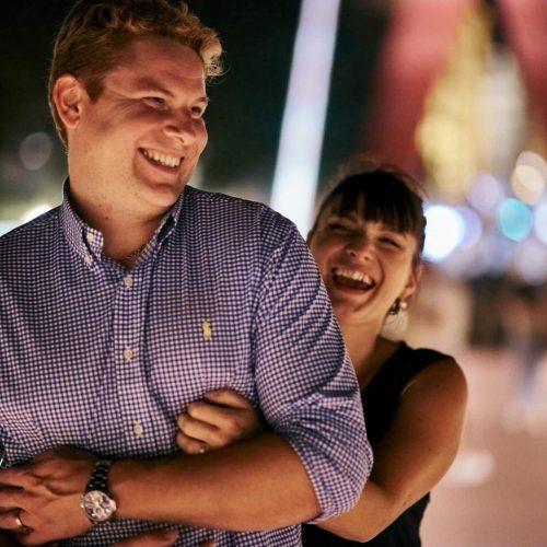 rire en couple